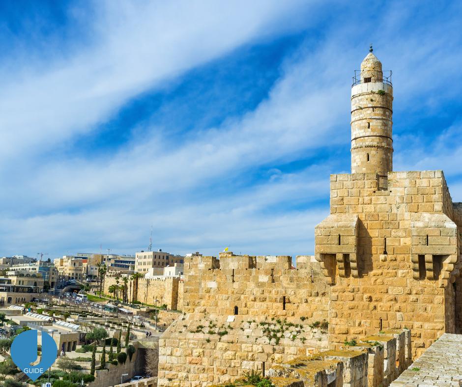 Citadelle de David - Saint Sépulcre - Guide Israël