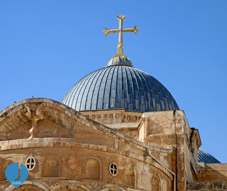 Saint Sépulcre - Guide Israël